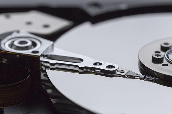 dati sensibili contenuti nell'hardware come ssd ram nvram