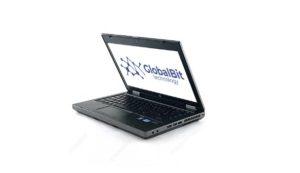 HP ProBook Ricondizionato-Alluminio Spazzolato Titanio