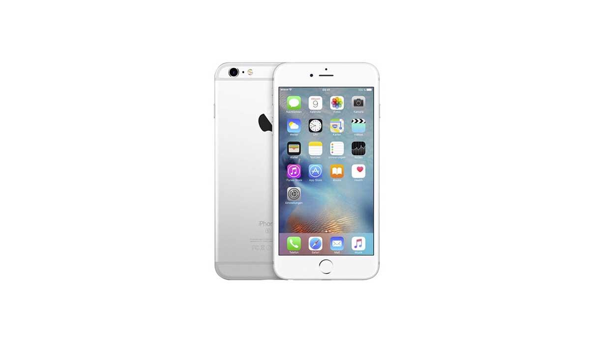 iphone6s ricondizionato usato fronte retro