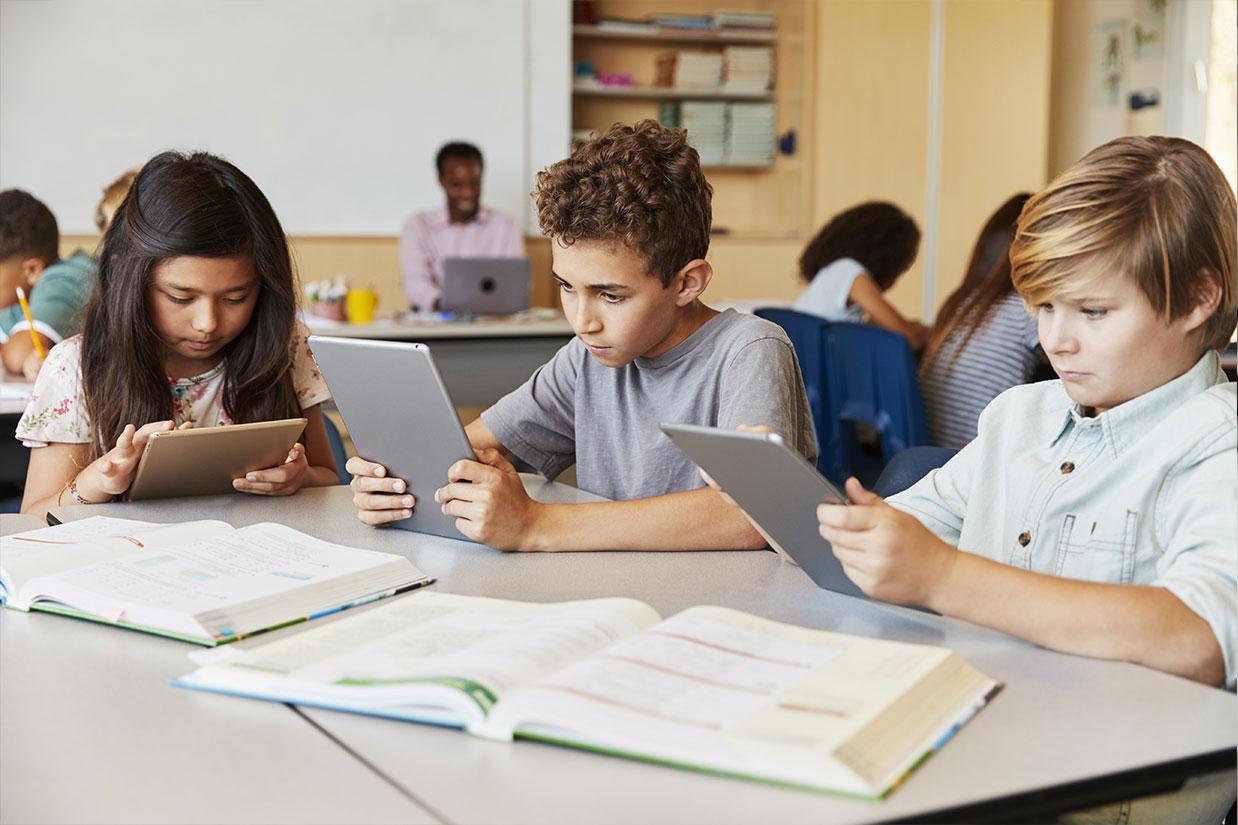 acquistare tablet per la scuola