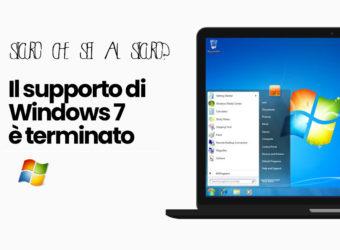 Il supporto di Windows è terminato, adesso cosa farai?