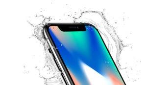 iphonex-x-ricondizionato-globalbit-resitenza -acqua