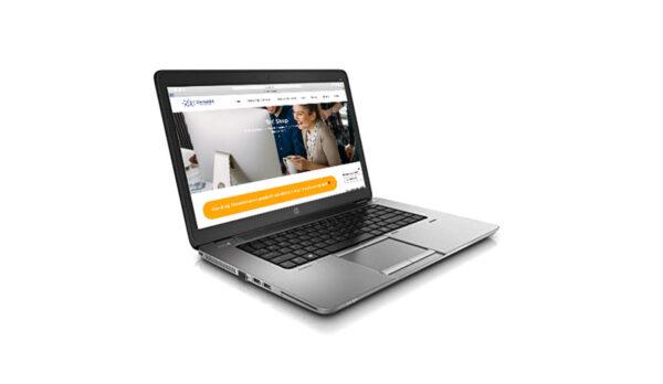 HP EliteBook 850 G1 Aperto