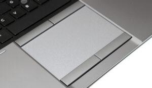Particolare touch pad HP EliteBook 850 G1