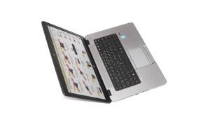 EliteBook 850 G1 visto in prospettiva