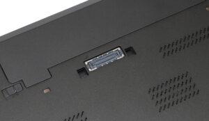 Particolare Retro Ultrabook Lenovo T450S