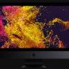 iMac Pro 2020 immagine gialla