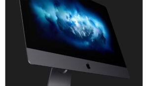 iMac Pro 2020 particolare