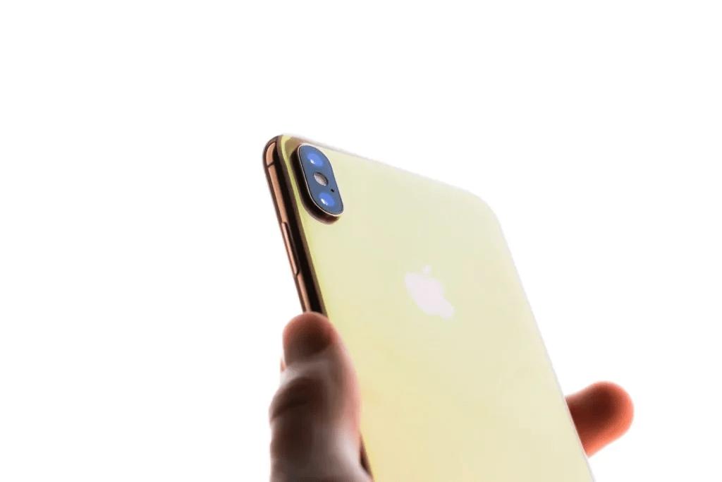 iPhoneX color Oro